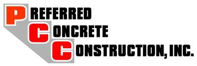 Preferred Concrete Construction